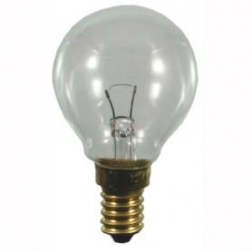 4908400 LAMPADINA SFERICA E14  240V 40W