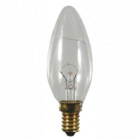4908410 LAMPADINA CANDELA  E14  240V  40W