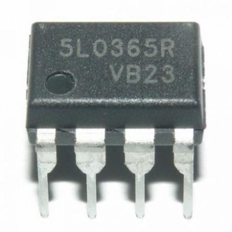 5L0365R-DIP8 CIRCUITO INTEGRATO 3A 650V 50Khz