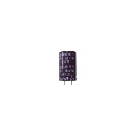 680UF-200V CONDENSATORE ELETTR.RADIALE 105GRADI SNAP-IN 25X40