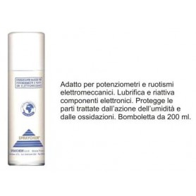 700 Spray Disossidante Oleoso 200ml