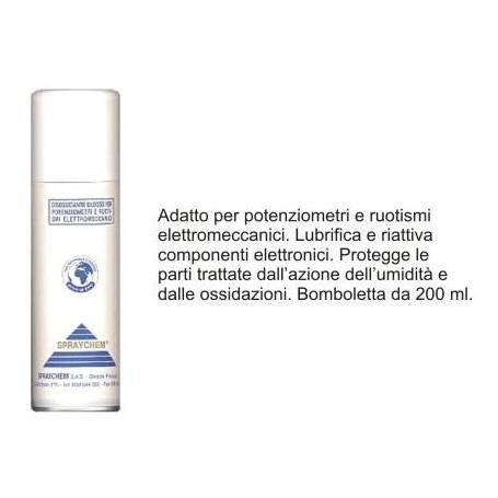 700 Spray Disossidante Oleoso 200ml