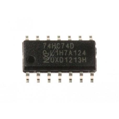 74HC74D -  CMOS SMD SOIC-14