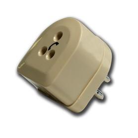 ADATTATORE ADSL 3 POLI M-F CON PRESA 6P-2C