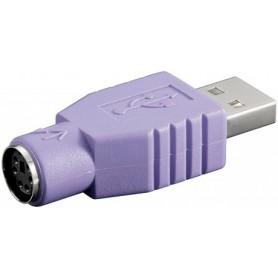 ADATTATORE DA USB A PS2