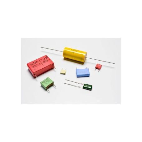 2,2 UF 250 V Condensatore Impulsivo Tondo
