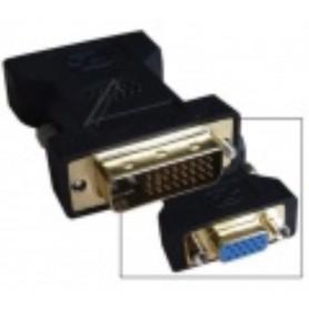 ADATTATORE SPINA DVI-D 24+1 - PRESA VGA (DIGITAL)