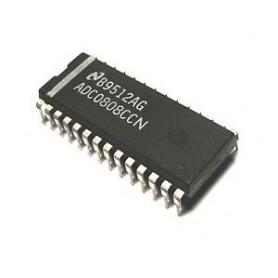 ADC0808CCN - Analog to digital converter (CMOS)