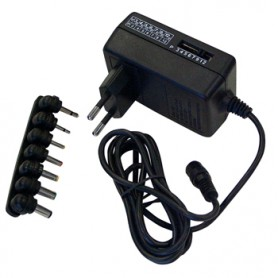 ALIMENTATORE SWITCHING 25W 3 - 12V DC