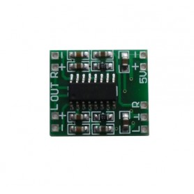 AMPLIFICATORE AUDIO 3W+3W - 2.5-5V LCDN205