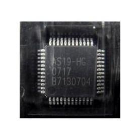 AS19-HG - circuito integrato qfp48 e-cmos lcd powe