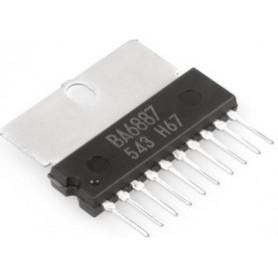 BA 6887 - circuito integrato