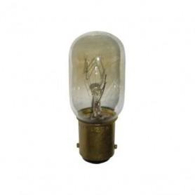 BA15D LAMPADA MICROONDE 25W-240V L.60MM
