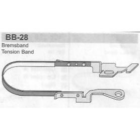BANDA FRENANTE SHARP BB-28