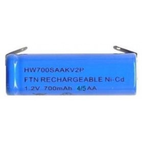 BAT. RICARICABILE NI-CD 4 QUINTI AA 1,2V 700mAh