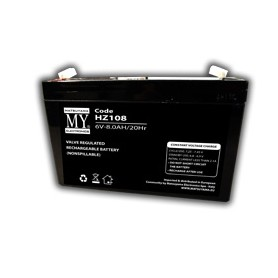 BATTERIA LITIO 2CR5  6V  900mAh