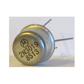 2N 3019 - TRANSISTOR 2A TO-5