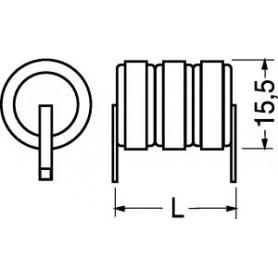 BATTERIE RICARICABILI NI-MH 80mAh 4,8V