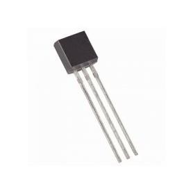 BC550 - Silicon NPN-transistor 30V ra 0,1A 0,5W 300MHz