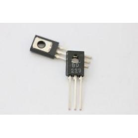 BD229 - Silicon PNP-transistor 60V 1,5A 12,5W