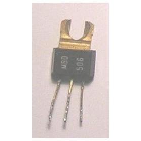 BD506 - Silicon PNP-transistor 30V 2A 10W