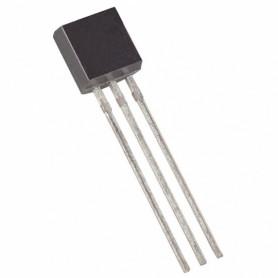 BF224 - Silicon NPN-transistor TV-ZF VHF-M-O 45V 700MHz