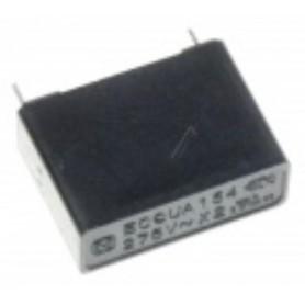 0,1UF-275V MKP-X2 CONDENSATORE ANTIDISTURBO RM=15