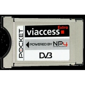 CAM VIACCESS  NP4 (Mpeg4 HD)
