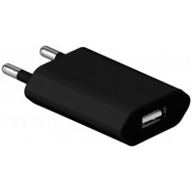 CARICABATTERIE DA CASA USB 1,0A