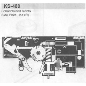 CAVO ALIM. SCHUKO TIPO F (CEE 7/4) - IEC-320-C13 2 mt