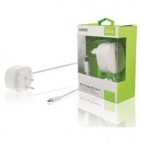 CARICATORE A MURO 3.0 A USB-C™ Bianco