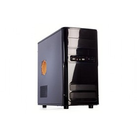 CASE MICROATX CON ALIM. 500W