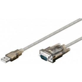 CAVO DA USB A RS232 SERIALE 1,5mt