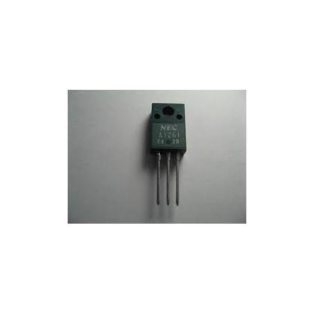 2SA1261 - si-p 100v 10a 60w power