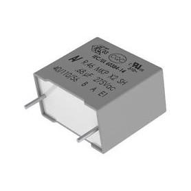 0,33UF-275V MKP-X2 CONDENSATORE ANTIDISTURBO RM=22,5