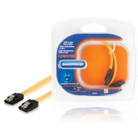 CAVO SATA 6 GB-s CON SATA 7 PIN FEMMIN -SATA 7 PIN FEMMINA 0,5mt