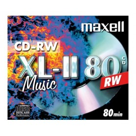 CD RISCRIVIBILI MAXELL