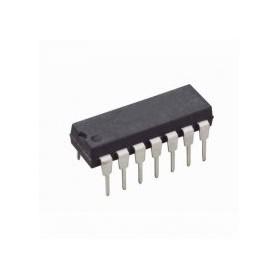 CD4002 - dual 4-inp nor gate