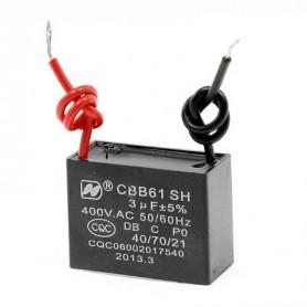 CONDENSATORE CBB61 3UF 450VAC EOB2071