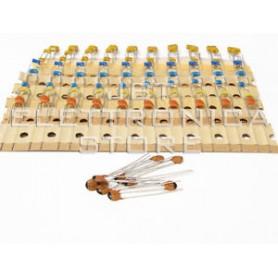 Condensatore Ceramico 1 KPF 3000V