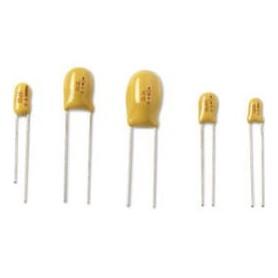 Condensatore elettrolitico al tantalio 2,2uF 35V
