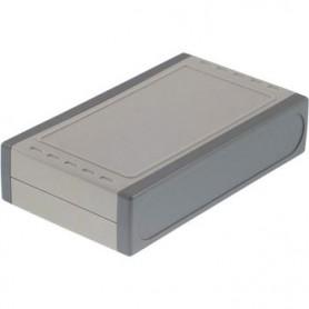 CONTENITORE IN PLASTICA 130 x 76 x 30 mm grigio - Grigio Chiaro