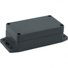 CONTENITORE IN PLASTICA 65 x 115 x 40mm grigio scuro ABS IP 65