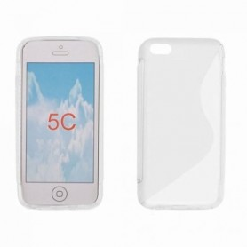 CUSTODIA SILICONE PER IPHONE 5