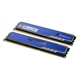DDR3-1333 DDR3-RAM 8GB KIT 2X4GB KINGSTON CL9