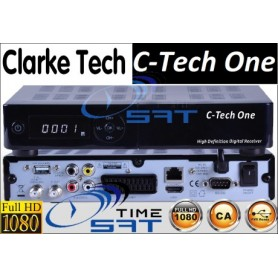 DECODER SATELLITARE CLARKE-TECH ONE