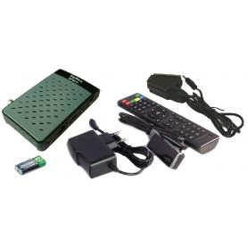 DECODER SATELLITARE HD - DVB-S2