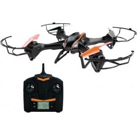 DRONE DA 2.4 GHz CON FOTOCAMERA HD DA 2 MEGAPIXEL INTEGRATA