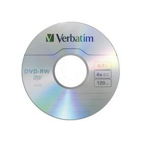 DVD-RW 4.7 GB VERBATIM