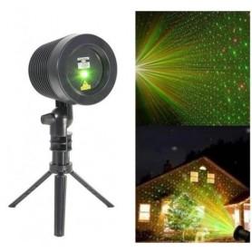 Effetto Laser da esterno Rosso & Verde 16-1160